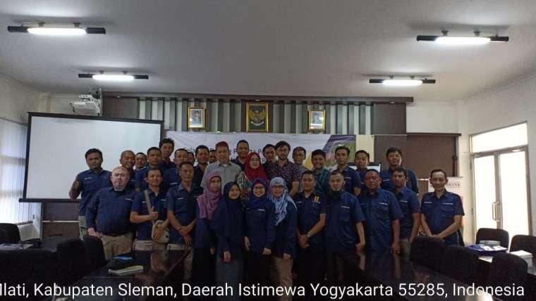 Pelatihan dan Pembekalan uji sertifikasi profesi Operator GIS dan Survey Terestris PT Jaya Makmur Electrindo